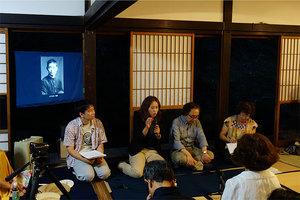 トークセッション『ドメスティック・ヘリテージから考える文化資源』(撮影:丸井かおり)
