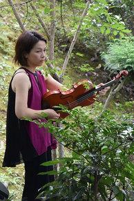 中田美穂(ヴィオラ)