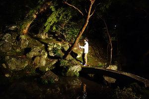 野村誠「座座の庭」