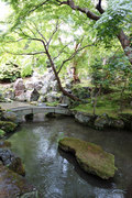 座・座の古庭園が大津市指定「名勝」に